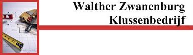 Walther-Zwanenburg-Klussenbedrijf